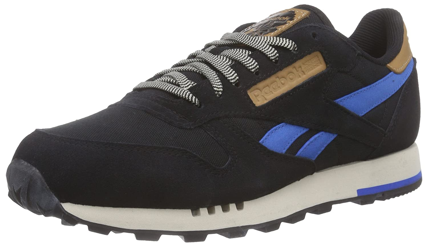 Homme Leather Course Classic De UtilityChaussures Reebok vmwN8n0