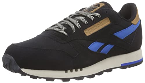 001215c5fab86 Reebok - CL Leather Utility - V72847 - Color  Black-Blue-Brown ...