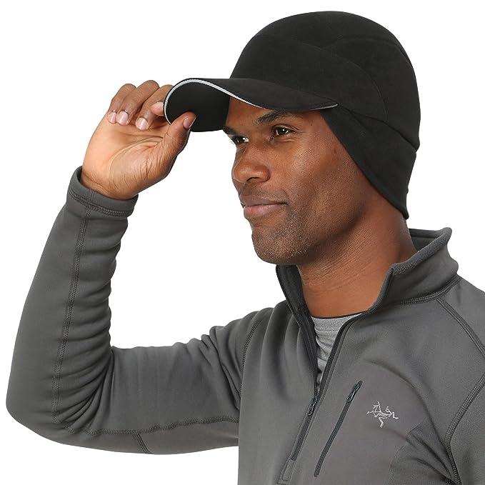 Amazon.com   TrailHeads Trailblazer Adventure Cap - Black (Small ... c1f4b7c1a86