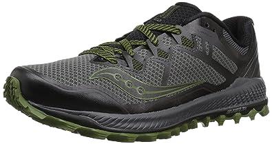 f1341a2d11a4 Saucony Mens Peregrine 8 Trail Running Shoe  Amazon.ca  Shoes   Handbags