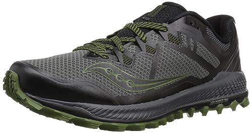 Saucony Freedom ISO Unisex Road Running Shoe, Grey, 8 Medium US