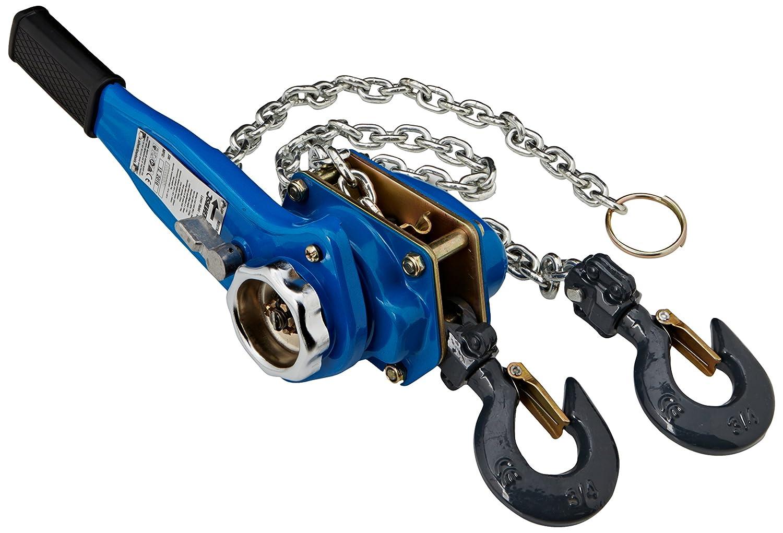 Silverline 633809 - Polipasto de palanca de cadena (750 kg)