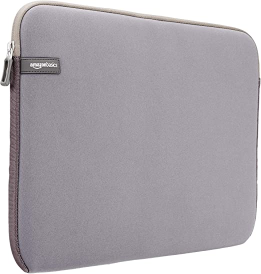 Amazonbasics 15 To 15 6 Inch Laptop Sleeve Grey