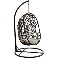 Guerneville Egg-Shaped Swing Chair