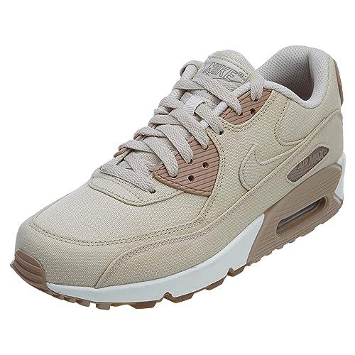 Nike Air Max 90 TXT Linen Twill Desert Sand & Sepia Stone