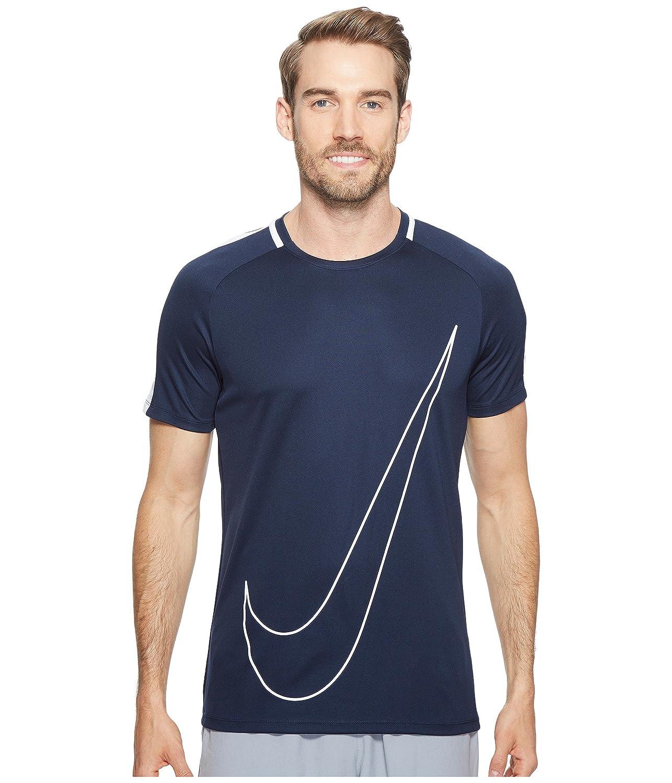 通販 [ナイキ] Nike メンズ メンズ Dry Academy Graphic [ナイキ] Short XX-Large Sleeve Soccer Top トップス [並行輸入品] B071LFP4LJ XX-Large|Obsidian/White/White Obsidian/White/White XX-Large, いそべ家具:6bbb7484 --- domaska.lt