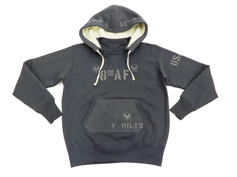 TOYS McCOY Mens Slimmer fit After Hooded Sweatshirt V HILTS Hoodie TMC1849