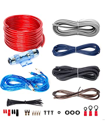 Magnificent Car Amplifier Wiring Kits Amazon Com Wiring Cloud Pimpapsuggs Outletorg