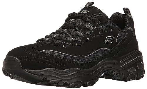Einkaufen Herren Skechers D'Lites Schwarz (52675 BKW) Schuhe