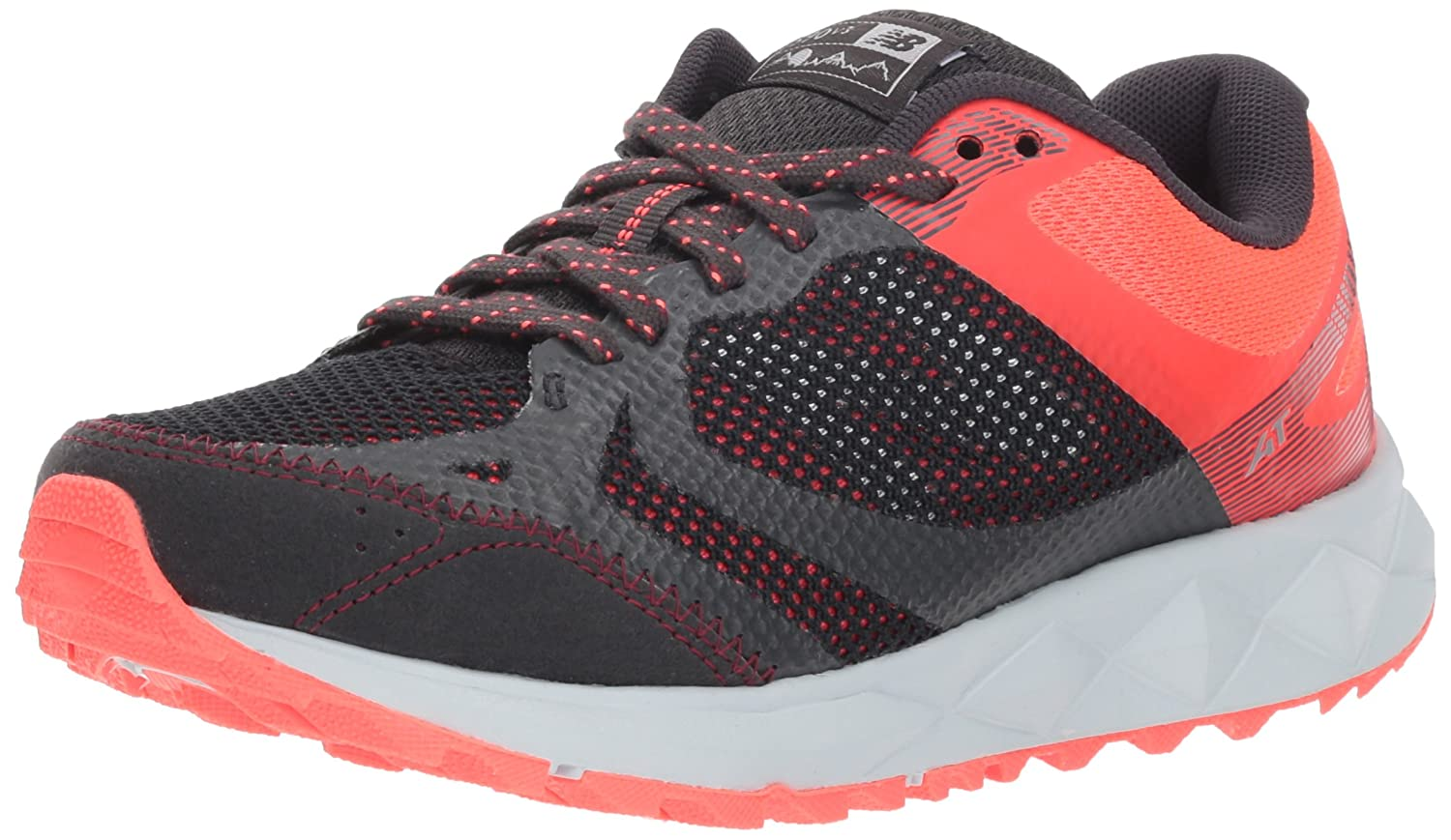 New Balance Women's 590v3 Running Shoe B077MT7T9Y 8.5 D US|Black/Pink
