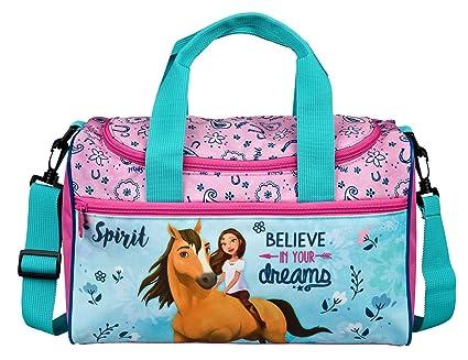 Amazon.com: Scooli Sport - Bolsa de deporte, color azul ...