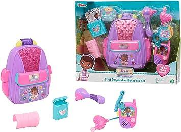 Dottoressa Peluche – Toy Hospital, Backpack Set (Giochi Preziosi