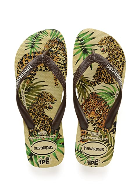 Havaianas Slim Paisage amazon-shoes marroni Senza tacco