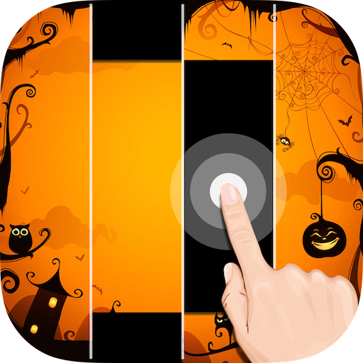 Magic Piano Tiles: Halloween -
