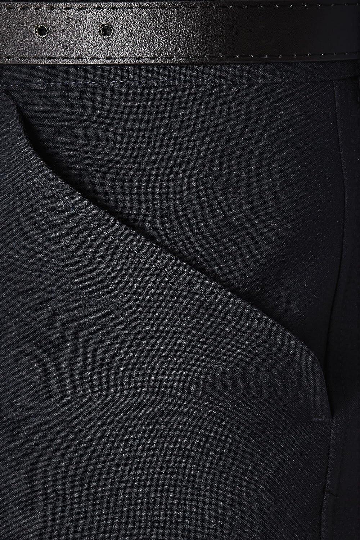 FARAH Mens Frogmouth Pocket Formal Smart Trouser Pants