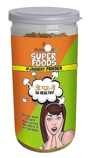 Mawana Super Food Jaggery Powder, 500g