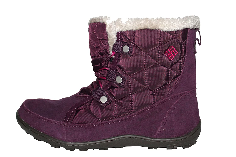 Columbia Women's Powder Summit Shorty Waterproof Boots Insulated Shoes B07B4KXD2B 7 B(M) US