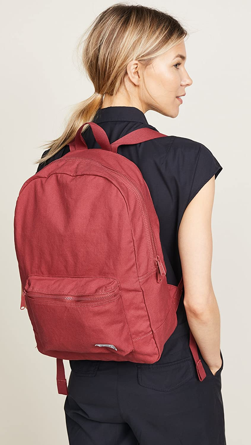 Herschel Supply Co. Women s Packable Backpack, Brick Red, One Size