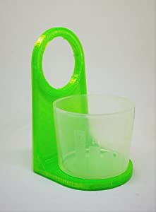 EZ-Pour Laundry Detergent Cup Holder - Green