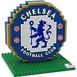 Chelsea FC Logo 3D BRXLZ Building Set