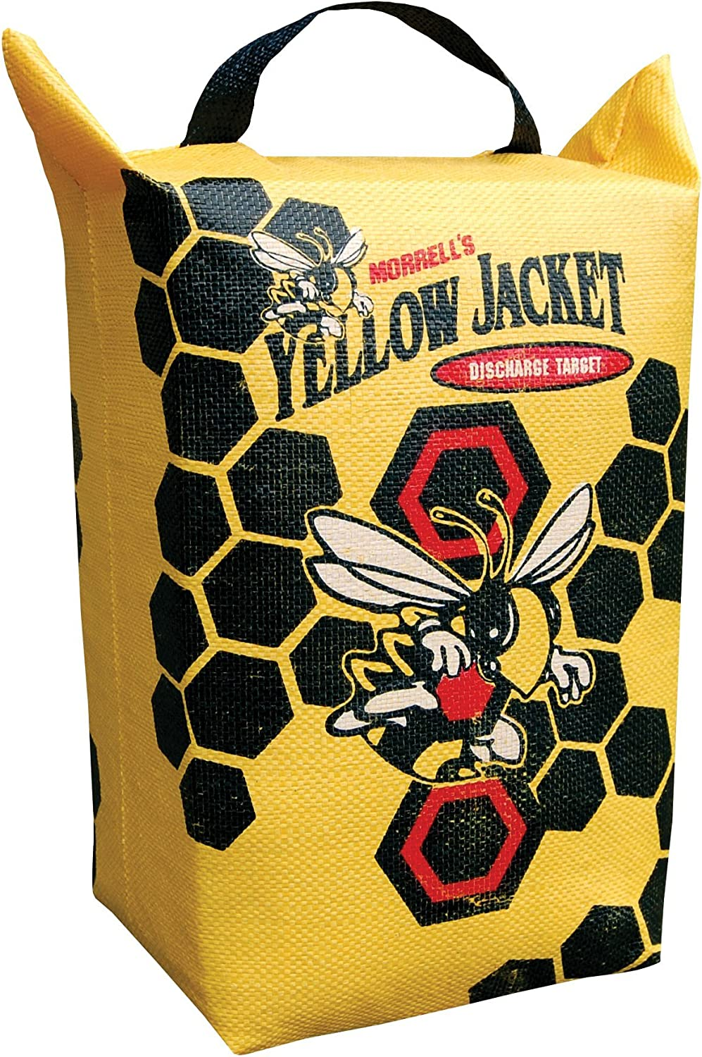 Morrell Yellow Jacket Crossbow Bolt Discharge Bag Archery Target for Safely