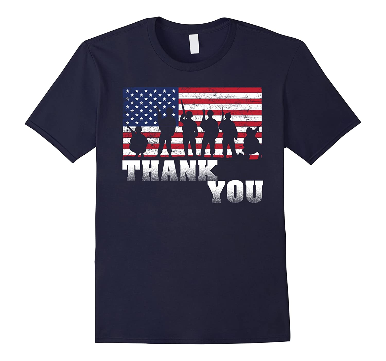 Thank You Veterans T-Shirt
