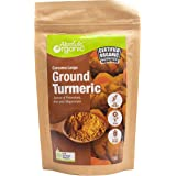 Absolute Organic Ground Turmeric Powder, 150g