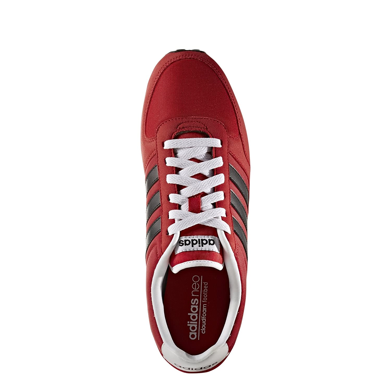 f706c36907e8 ... spain adidas neo city racer herren turnschuhe rot escarl negbas ftwbla  46.5 eu amazon.de