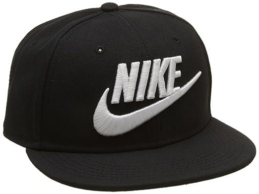 748cc51586b Nike Boys Futura True Cap - Black White
