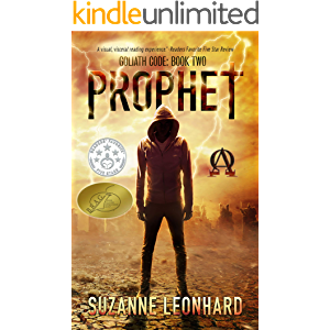 Prophet: A Post-Apocalyptic Thriller (Goliath Code Book 2)
