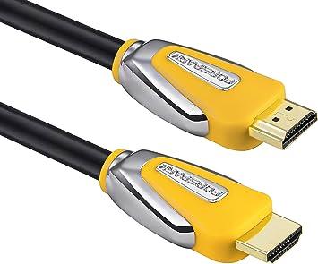 Cable HDMI 15m de FORSPARK -HDMI 2.0 (4K): Amazon.es: Electrónica