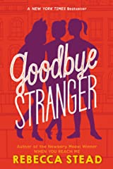 Goodbye Stranger Kindle Edition