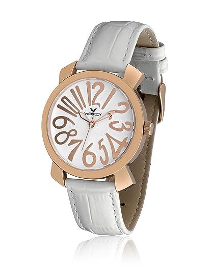 Viceroy 47930-95 - Reloj de Señora movimiento de quarzo con correa de piel dorado
