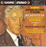 Living Stereo - Artur Rubinstein (Werke von Rachmaninoff, Falla und Chopin) (Aufnahmen 1956-1958)