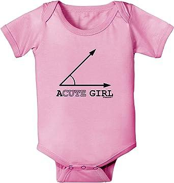 TooLoud Acute Girl Infant T-Shirt