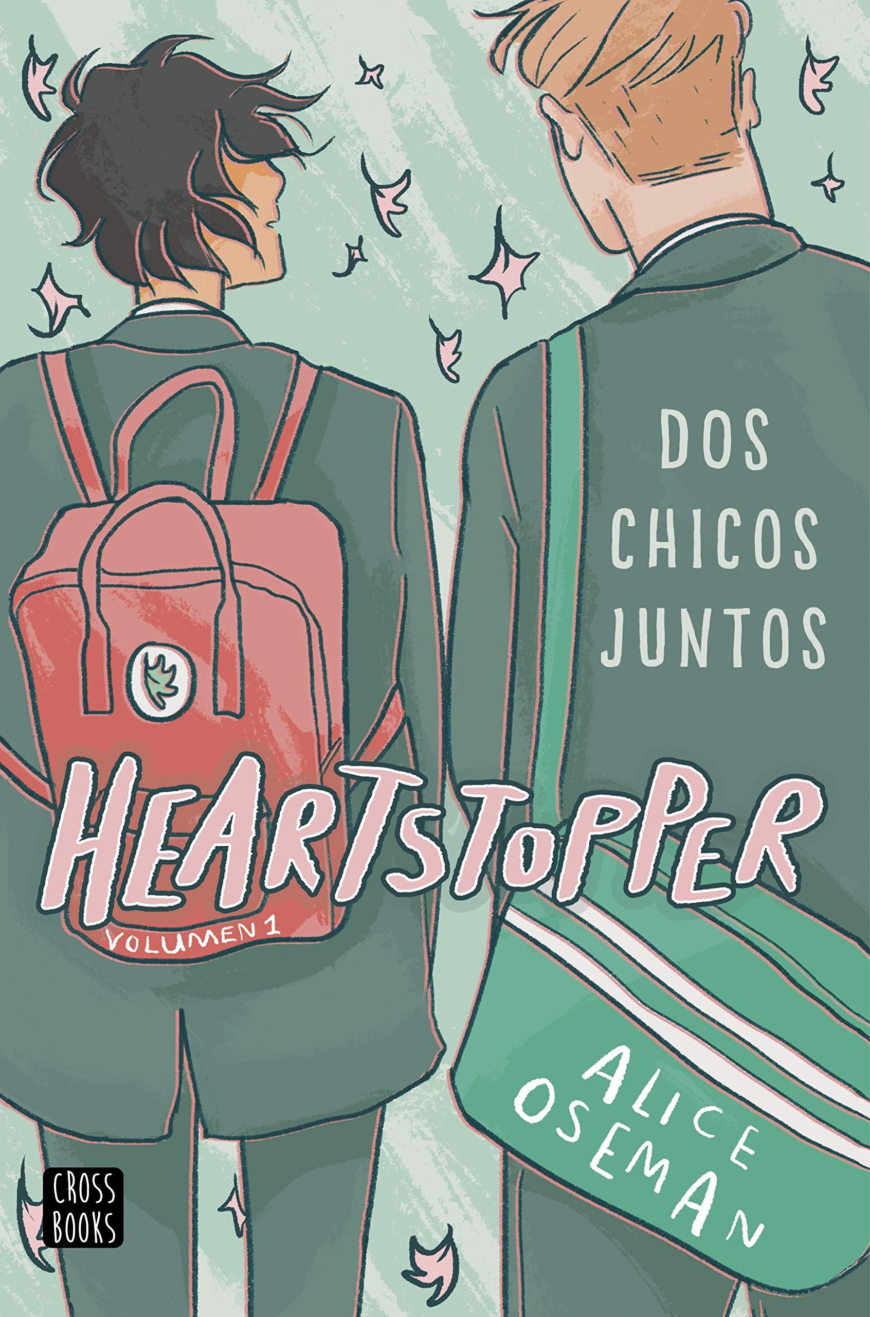 Heartstopper 1. Dos chicos juntos (Crossbooks)