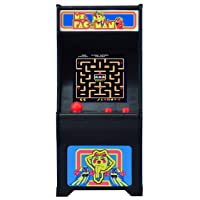 Deals on Tiny Arcade Ms. Pac-Man Miniature Arcade Game
