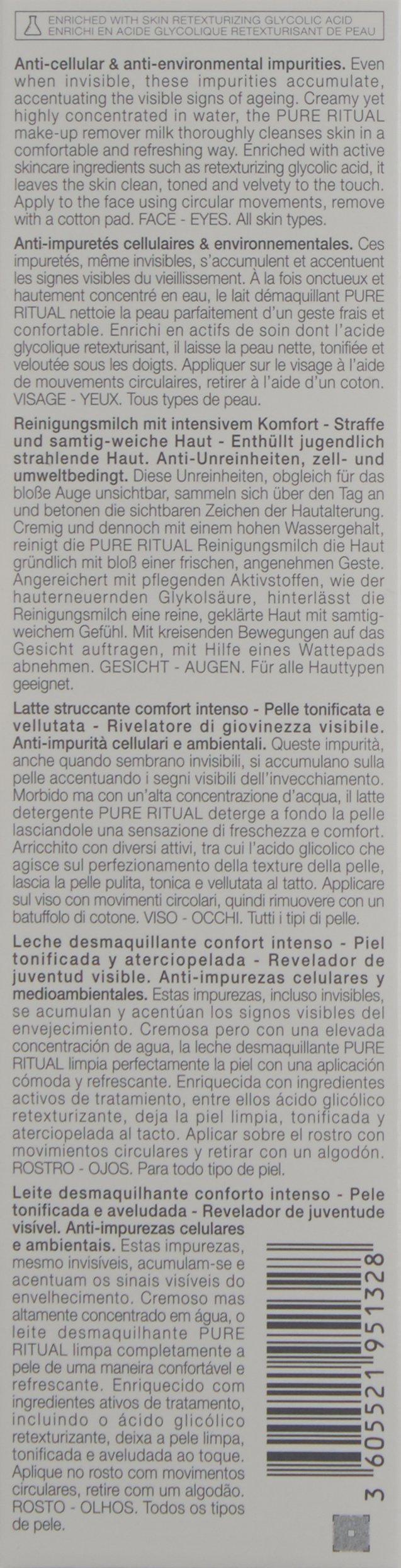Helena Rubinstein Pure Ritual Intense Comfort Make-Up Remover Milk, 6.76 Ounce by Helena Rubinstein (Image #4)