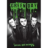 Green Day Official 2019 Calendar - A3 Wall Calendar Format