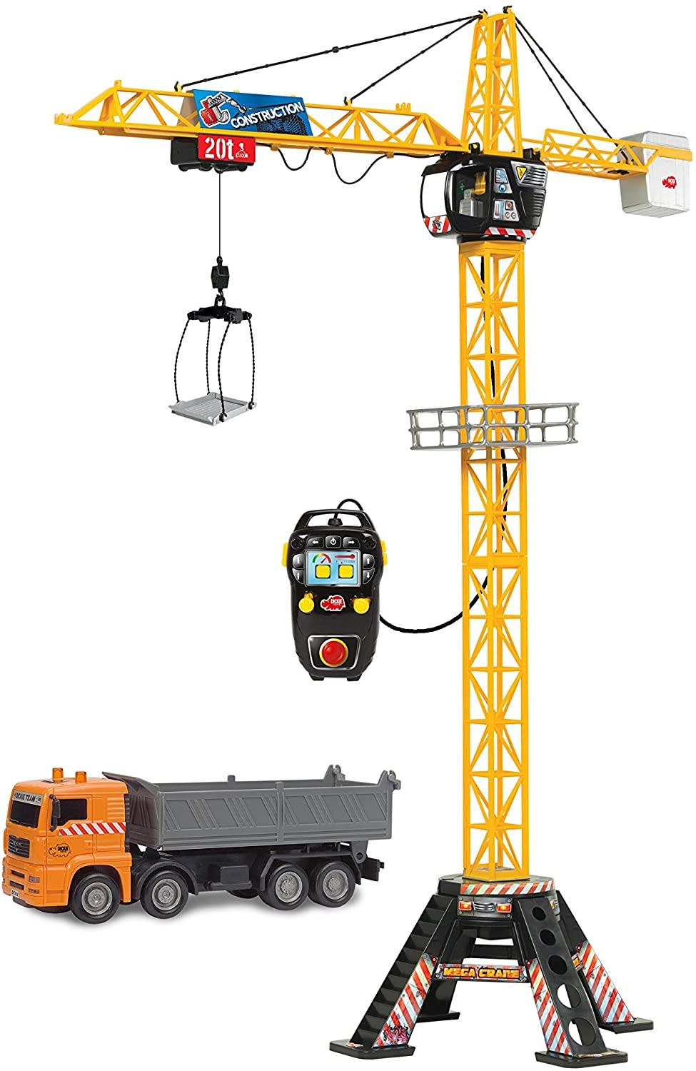 Top 9 Best Remote Control Cranes Toys (2020 Reviews & Buying Guide) 4