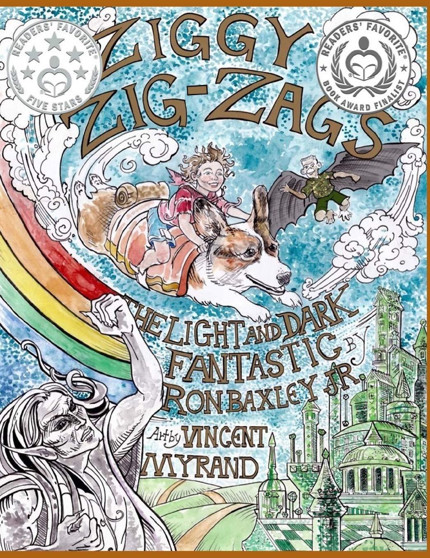 Ziggy Zig-Zags the Light and Dark Fantastic, Volume 1: Amazon ...