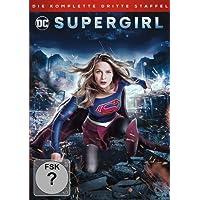 Supergirl - Die komplette dritte Staffel [4 DVDs]