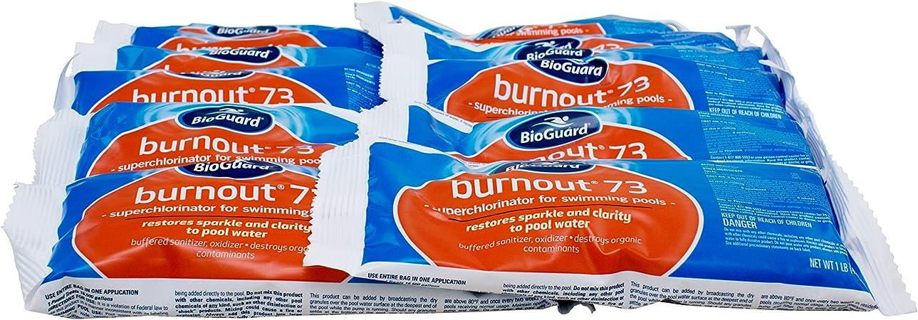 Amazon.com: BioGuard Burnout 73 (1 lb): Jardín y Exteriores