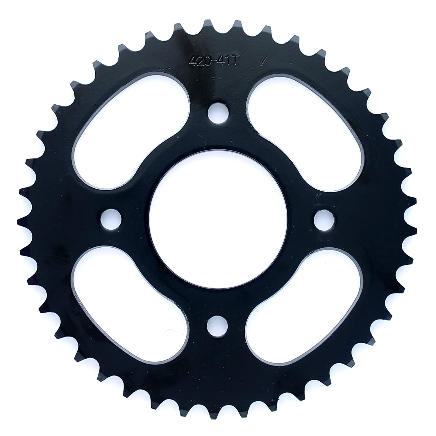 Driven Sprocket 41 Teeth 420 Black Classic Pit Dirt Motor Bike PetrolScooter