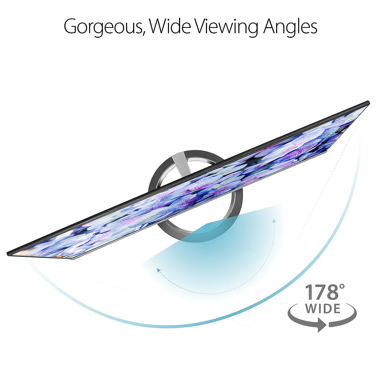 Asus Designo 27 Wqhd Ips Dp Hdmi Eye Care Monitor Mx27aq 2k Srgb Audio Bang Olufsen Tuv Inch Screen Lcd Mz27aq Computers Accessories