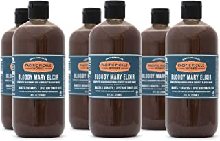 product image for Bloody Mary Elixir (6-pack) - All natural Bloody Mary seasoning mixer 16oz squeeze bottle