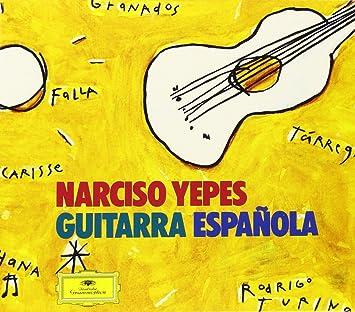Guitarra Espanola : Narciso Yepes: Amazon.es: Música