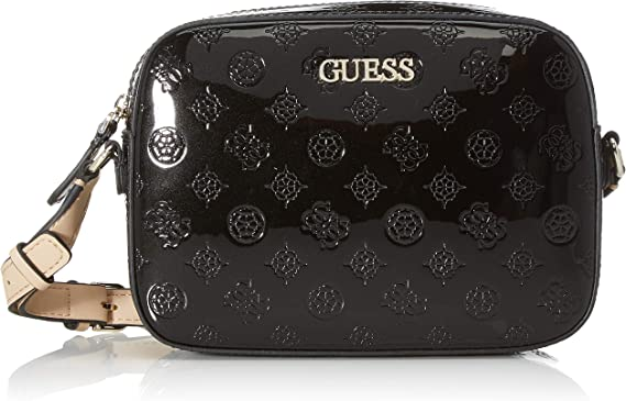 Guess Kamryn Femme Cross Body Bag Noir