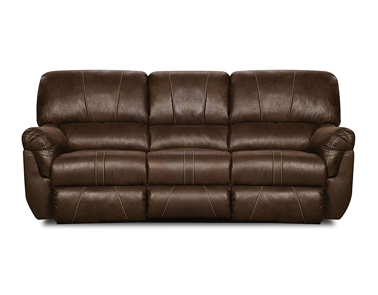 Swell Simmons Upholstery Renegade Beauty Rest Motion Sofa Mocha Pabps2019 Chair Design Images Pabps2019Com