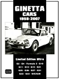 Ginetta Cars Limited 1958-2007 Limited Edition Ultra (Brooklands Road Test Series)